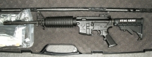 STAG-15 M2 .556 NATO 16inch Barrel with one Factory 30rd mag