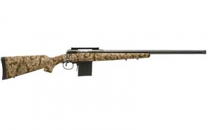 SAV 10FCP Bolt Action 308WIN 24inch Heavy Barrel Fluted Rifle