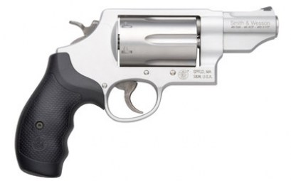 S&W GOVERNOR 45/410 2.75INCH 6RD STS RBR