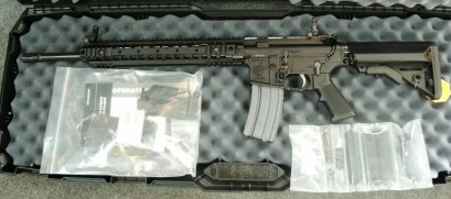 KNIGHT'S ARMAMENT SR15 E3 IWS LPR #30280
