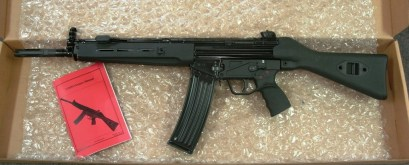 Vector Arms VKE-93k full stock 5.56 rifle