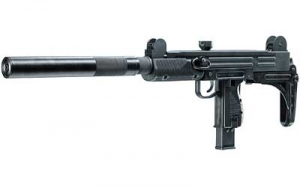 UZI RIFLE 22LR 16.1 inch barrel,20rd mag, Blue