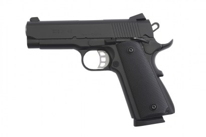 Tisas ZiG M45 Black Chrome 1911 pistol