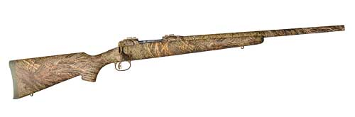 SAVAGE Model 10 PREDATOR, 243 WINCHESTER 22inch Heavy Barrel Rifle with Mossy Oak Synthetic Stock