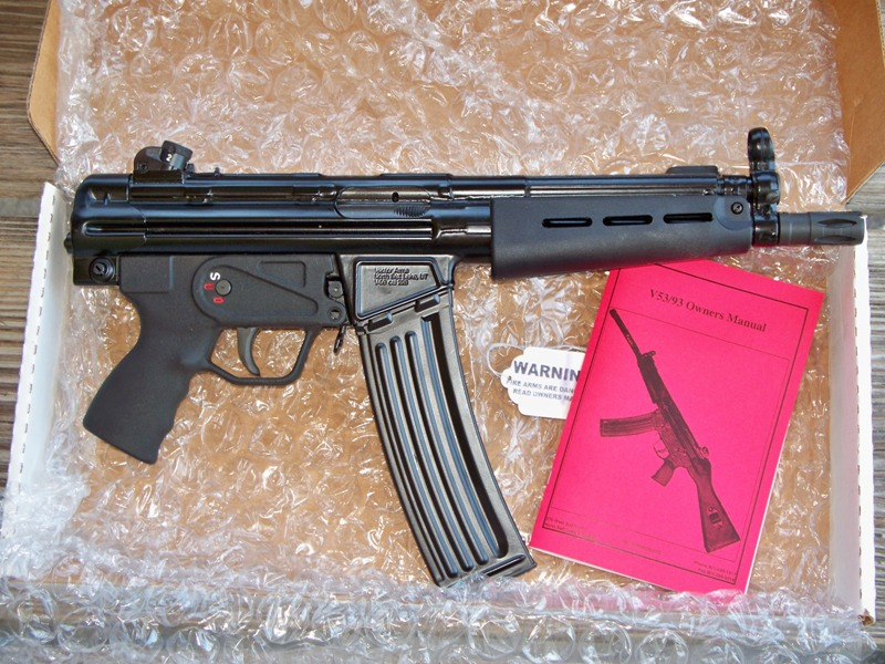 Vector Arms Mp5 Vector Arms V53 Standard