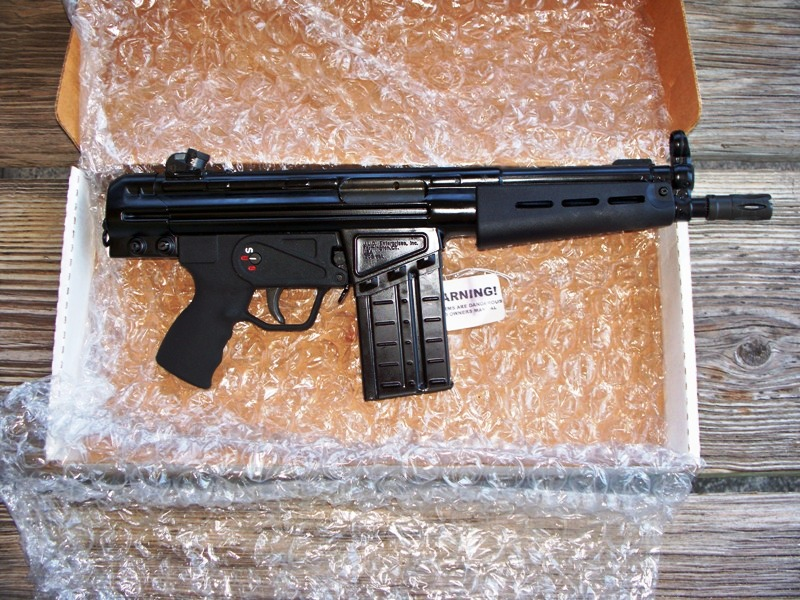 Vector Arms Mp5 Vector Arms V-51 Standard