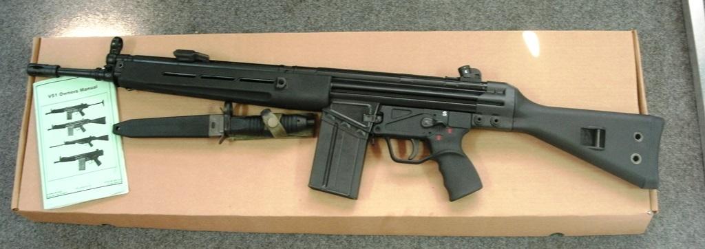 Vector Arms Mp5 Vector Arms / Kellyenterprises