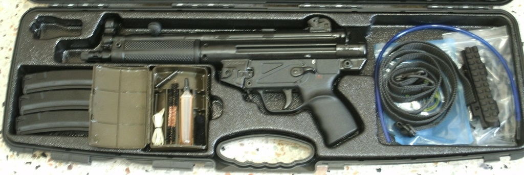 MKE ZENITH Z5RS 9MM PISTOL